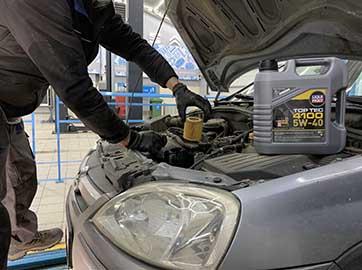 Технічне обслуговування авто